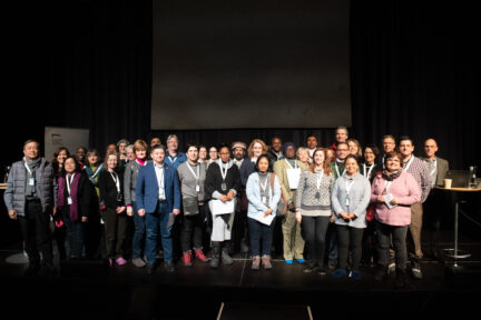 Seed Summit, 25 February 2020. Photo: Cierra Martin for Crop Trust