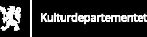 Logo til Kulturdepartementet