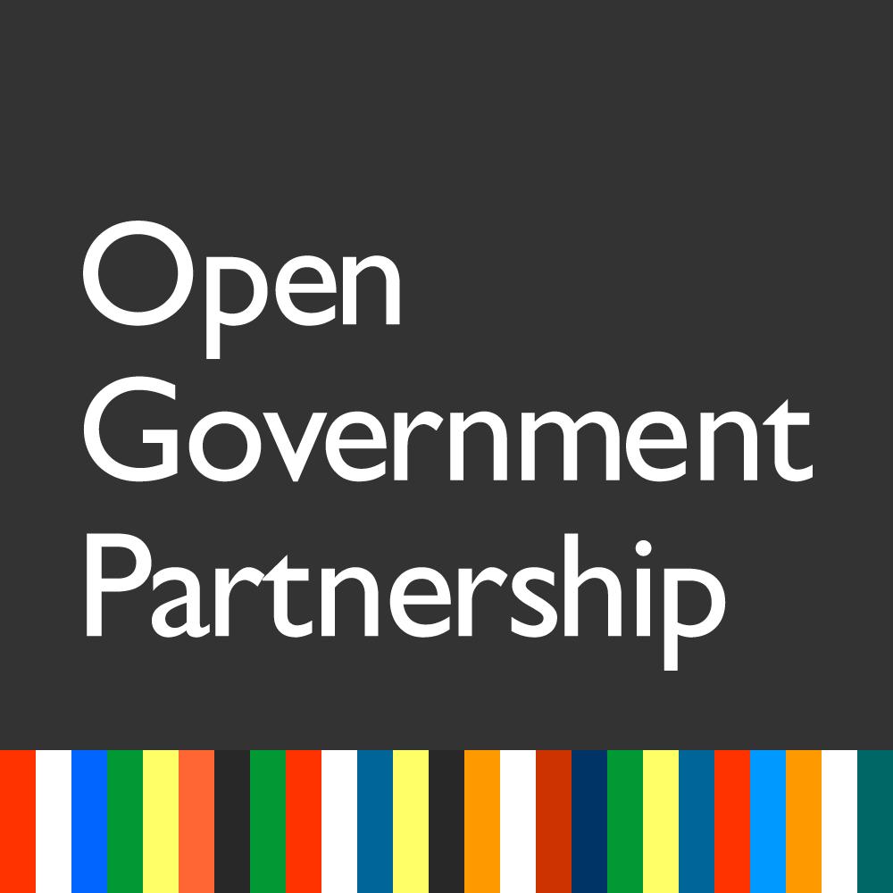 Logoen til Open Government Partnership