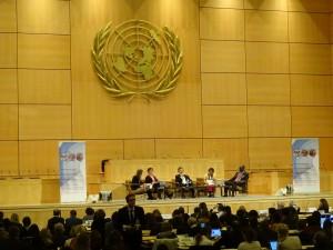 Næringslivsledere og FNs arbeidsgruppe for MR og næringsliv diskuterer veien videre