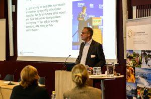Petter Ølberg fra Utenriksdepartementet