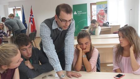 Junior Achievement Bulgaria embed body