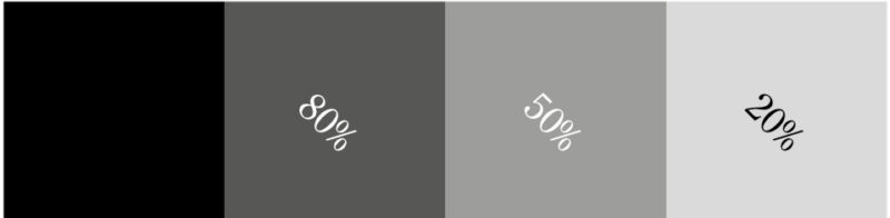 SORT FARGE CMYK: 100, 100, 100, 100RGB: 0, 0, 0WEB: #000000
