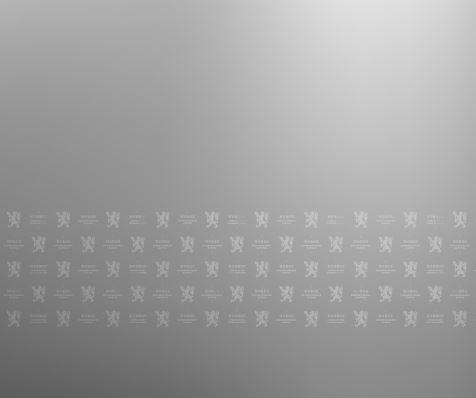 SMK bakgrunn. Farge: Sølv med hvit ned tonet logo