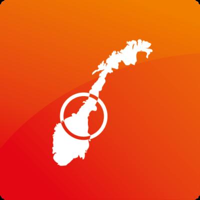 29 regioner midt-norge orange