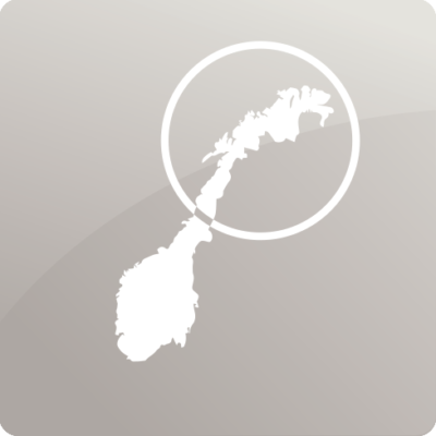 29 regioner nord-norge grå