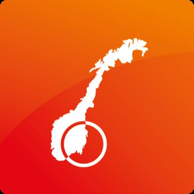 29 regioner øst-norge orange