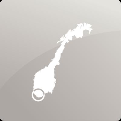29 regioner sørlandet grå