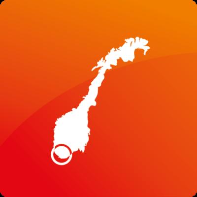 29 regioner sørlandet orange
