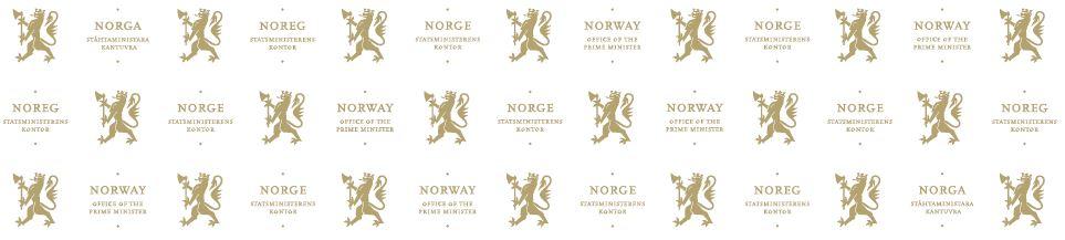 Designelement norsk, nynorsk, samisk og engelsk