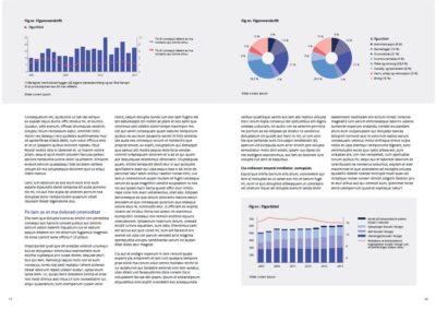 eksempel på layout innmat publikasjoner med standardlogo