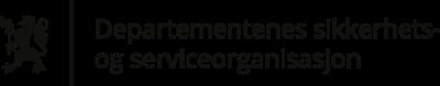 DSS logo med fullt navn