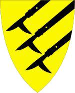 kommunevåpen for Åsnes