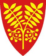 kommunevåpen for Saltdal