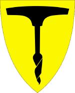 kommunevåpen for Skånland