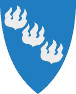 kommunevåpen for Høyanger