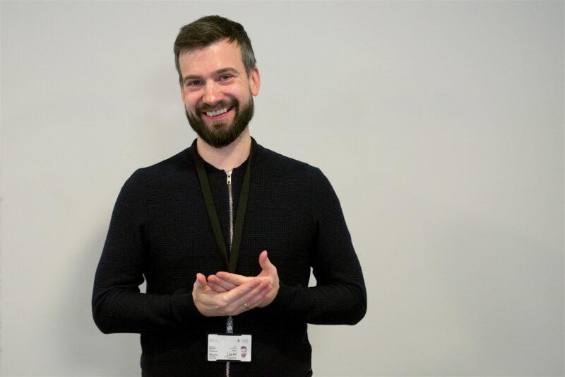 Profilbilde av Per Morten Barstad
