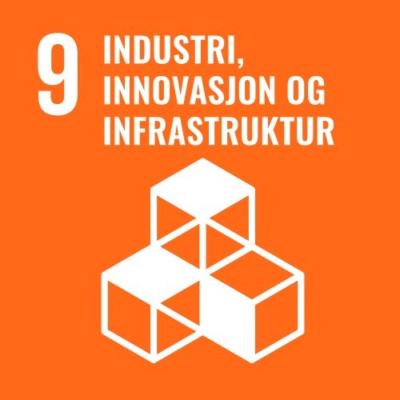 9. Industri, innovasjon og infrastruktur