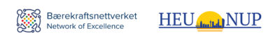 bærekarft og nup logo