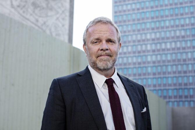 Advokat Jon Wessel Aas ytringsfrihetskommisjonen