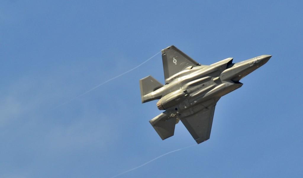 F-35 på Luke Air Force Base