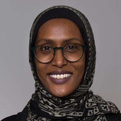 Medlem Ayan B. Sheikh-Mohamed